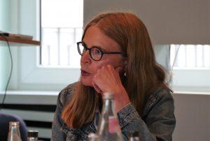 Teilnehmerin des Demokratiekonvents Anna Hepp